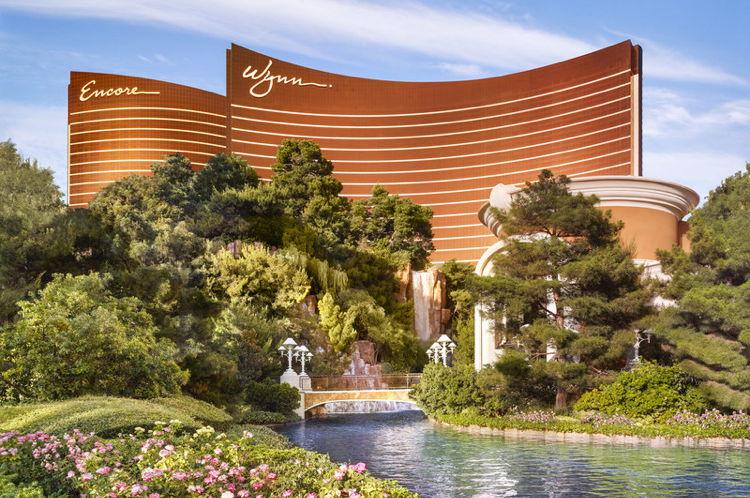 Wynn Resort Las Vegas - Exterior