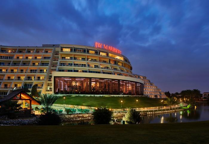 JW Mariott Hotel Cairo - Exterior