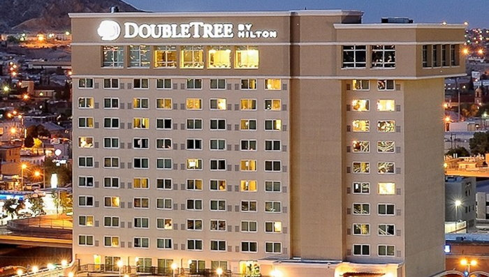 DoubleTree by Hilton Hotel El Paso Downtown - Exterior