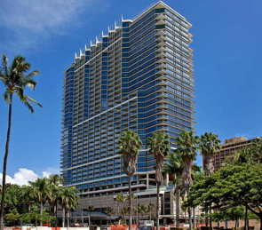 Trump International Hotel Waikiki - Exterior