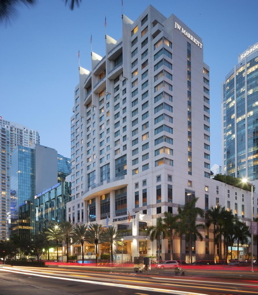 JW Marriott Miami on Brickell Island - Exterior