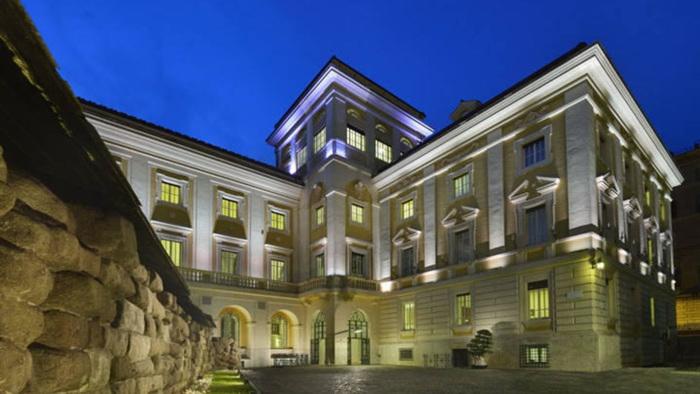 Palazzo Montemartini Hotel in Rome - Exterior