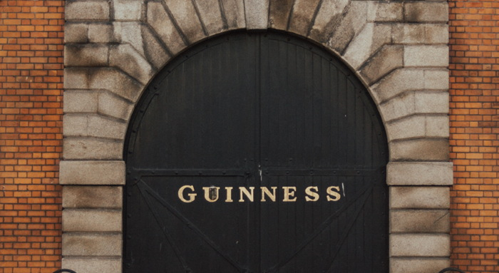 Guinness Storehouse, Dublin, Ireland - Photo by Tavis Beck on Unsplash