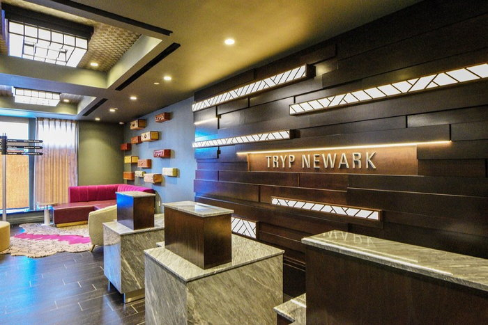 TRYP by Wyndham Newark, N.J - Reception