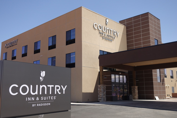 Country Inn & Suites by Radisson  in Page, AZ - Exterior