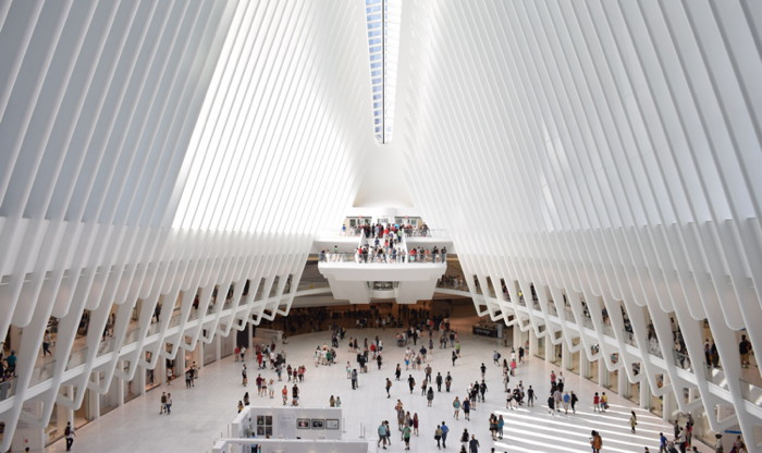 WTC Transportation Hub in New York City - Photo by Camila Ferrari on Unsplash