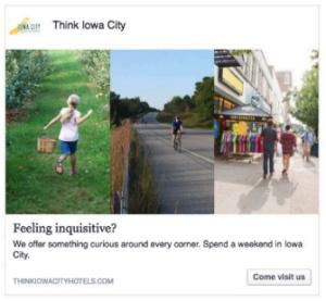 Screenshot Yahoo Ad