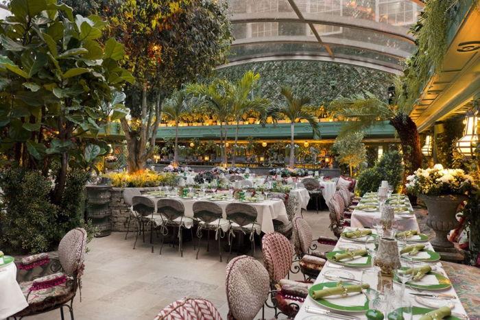 Annabel's - Garden