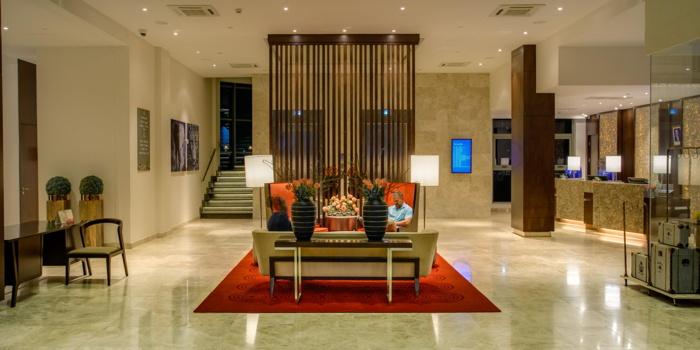 Crowne Plaza Nairobi Airport Hotel - Lobby