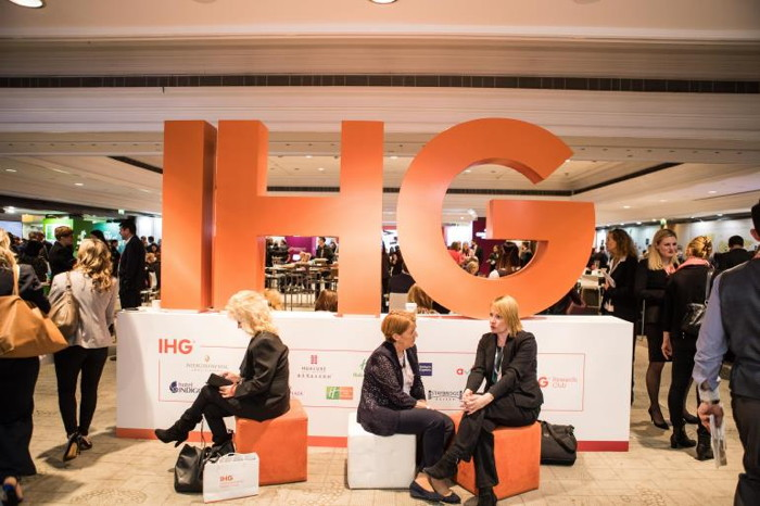 Attendees at IHG Expo 2018