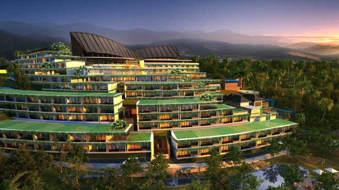Renaissance Bali Uluwatu Resort & Spa - Exterior