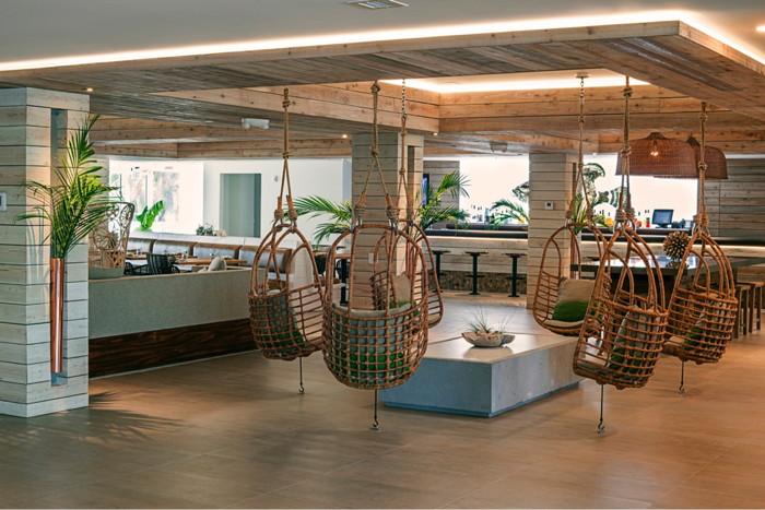 Amara Cay Resort in Islamorada, FL, part of the Islamorada Resort Collection - Lobby