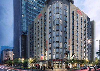 Hampton Inn & Suites by Hilton Phoenix Downtown - Exterior