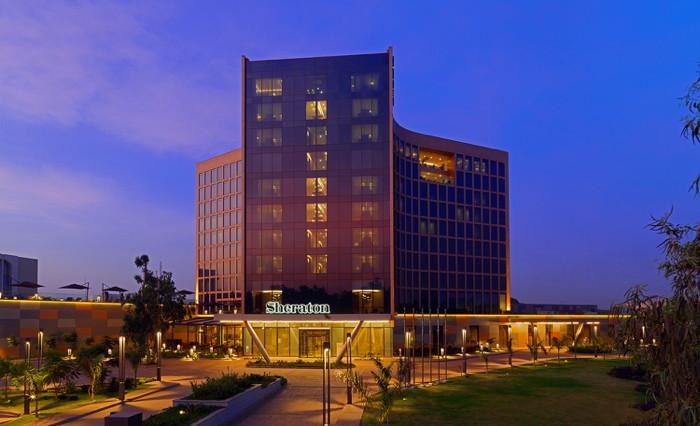 Sheraton Bamako Hotel - Exterior