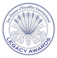 Les Dames d'Escoffier International Legacy Award Winners logo
