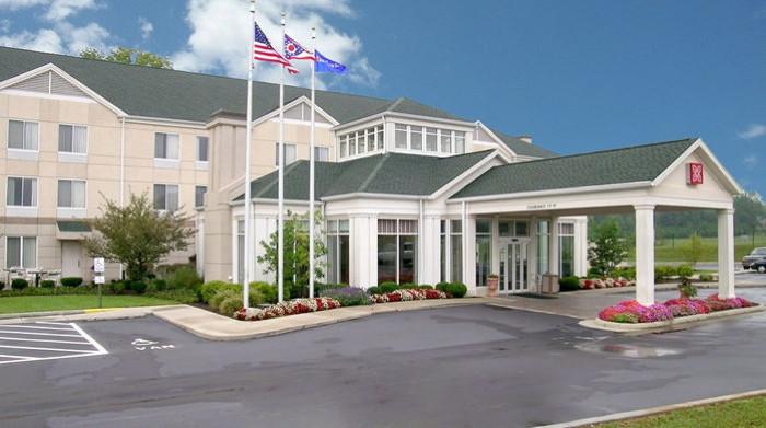 Hilton Garden Inn Cincinnati Northeast - Exterior