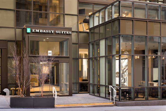 Embassy Suites by Hilton New York - Midtown Manhattan - Exterior