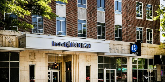 Hotel Indigo Birmingham Five Points S-UAB - Entrance