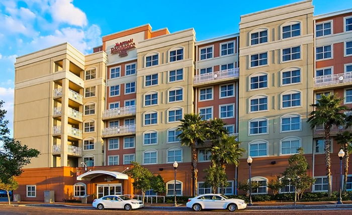 Residence Inn by Marriott Tampa Downtown - Exterior