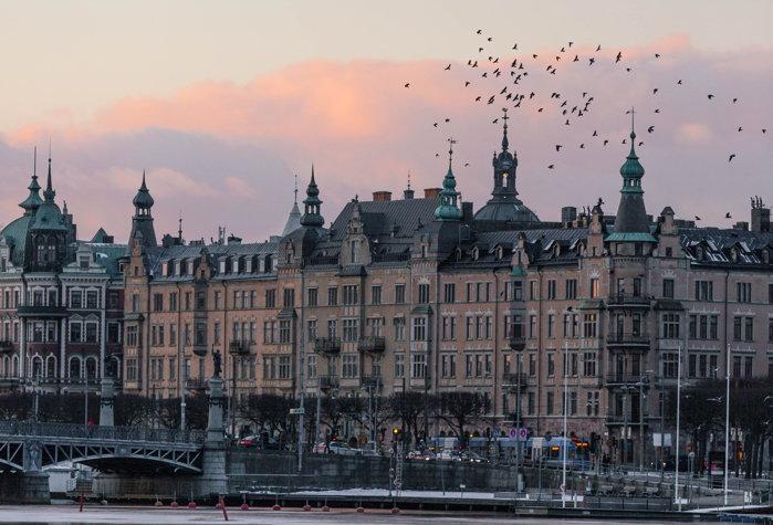 Djurgårdsbron, Stockholm, Sweden - Photo by Marten Bjork on Unsplash