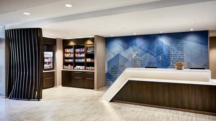 SpringHill Suites by Marriott - Reception