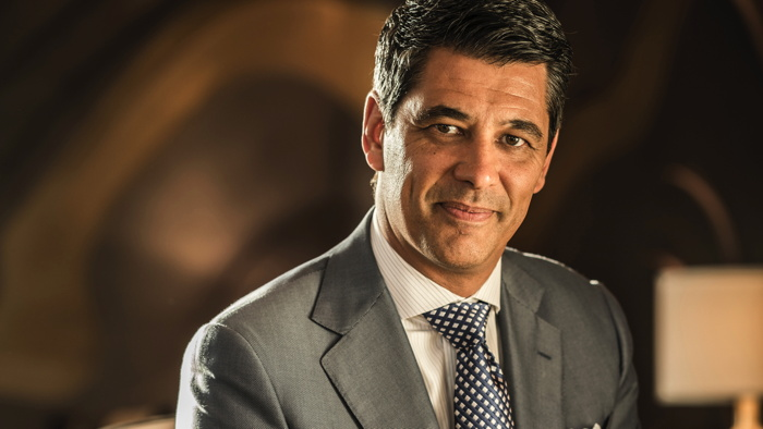 Carlo Stragiotto - General Manager - Four Seasons Hotel Amman
