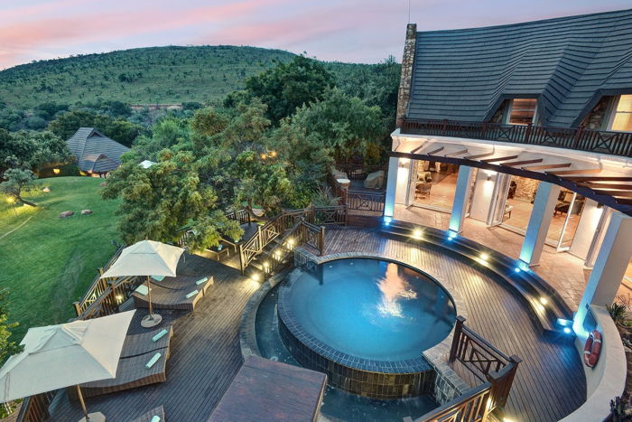 African Pride Mount Grace Country House & Spa Autograph Collection - Pool