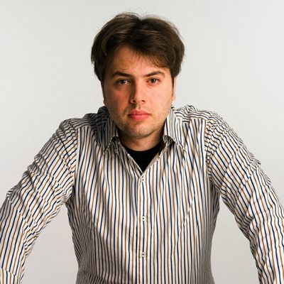 Online Marketing Manager Giulio Gargiullo specializing in online Russian market and luxury one (Photo by photogenic.ie )