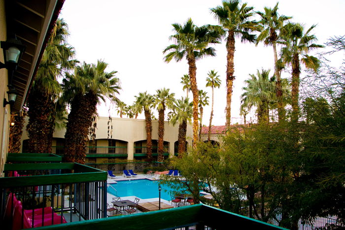 Ivy Palm Resort & Spa in Palm Springs, California - Pool