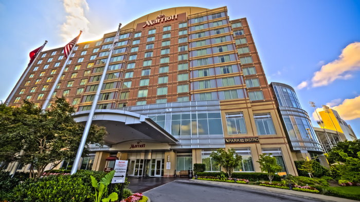 Marriott Nashville at Vanderbilt University - Exterior