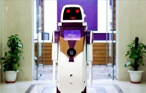 RADA - robot using Artificial Intelligence