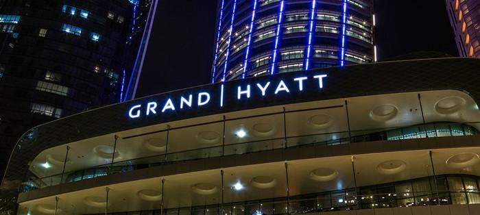 Grand Hyatt Abu Dhabi Hotel & Residence Emirates Pearl Open