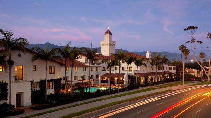 Hyatt Centric Santa Barbara Hotel - Exterior