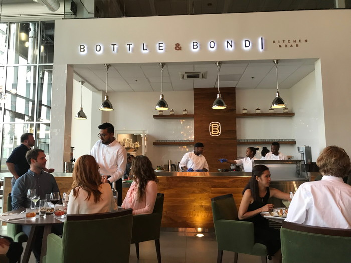 Bottle & Bond Kitchen and Bar
