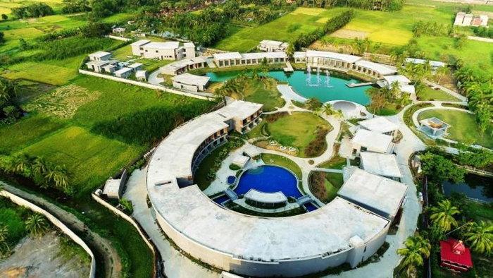 Rendering of the Holiday Inn Resort Kolkata NH6