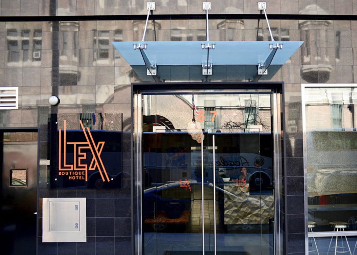 The Lex Hotel in New York City - Entrance