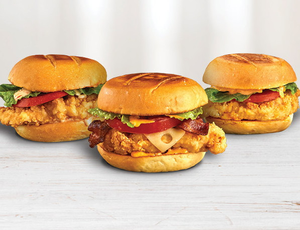 The Pollo Tropical® Classic Crispy Chicken, the Pollo Tropical® Crispy Chicken BLT Sandwich and the Pollo Tropical® Crispy Chipotle Chicken Sandwich