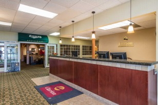 Clarion Inn Fort Morgan, Colorado - Lobby
