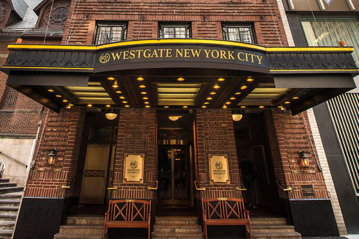 Αποτέλεσμα εικόνας για Westgate Resorts acquires Midtown Manhattan Hotel and rebrands it Westgate New York City