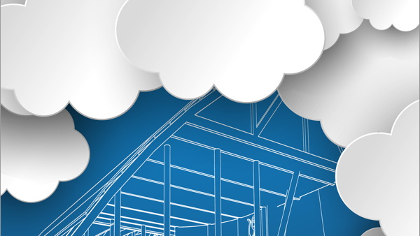 Illustration Cloud Concept