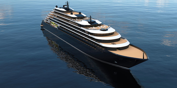 Ritz-Carlton Cruise Ship