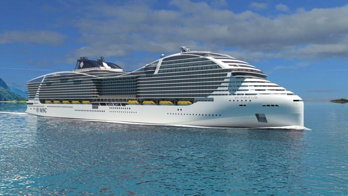 MSC Cruises' World Class