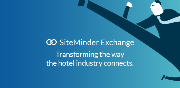 Promotional image for SiteMinder Exchange