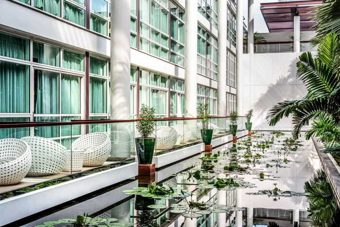 Pullman Bangkok - Pool