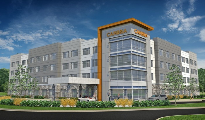 Choice Hotels To Develop Two New Cambria In Greenville And Summerville S C