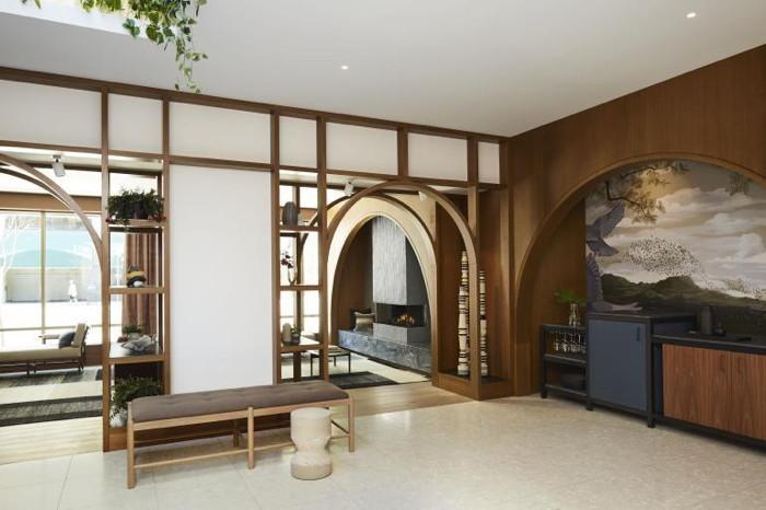 Kimpton Saint George Hotel - Lobby