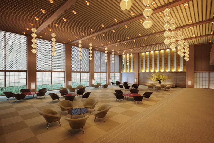 The Okura Tokyo - Lobby