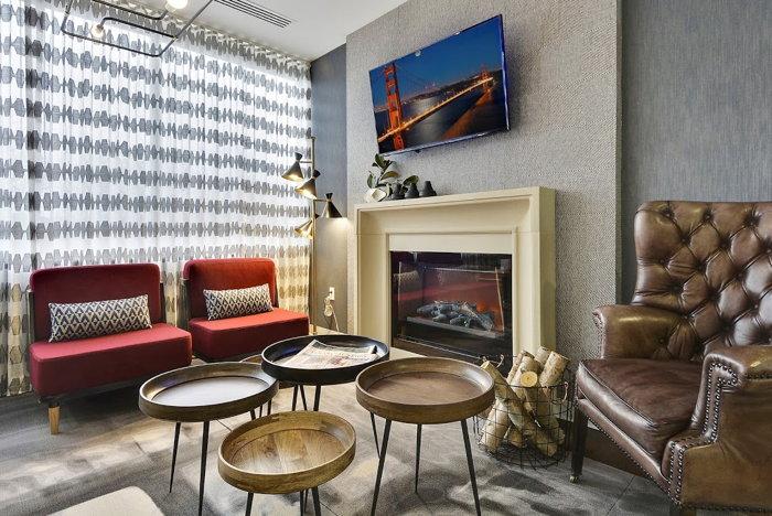 Mode Aparthotel - Living room