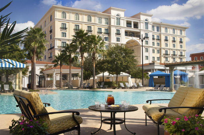 Florida-based Bluegreen Vacations Corporation recently acquired the Èilan Hotel and Spa, the company's first resort in Texas.