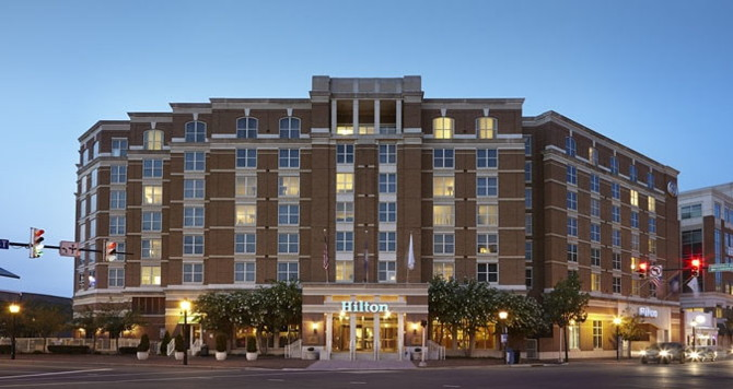 Ashford Trust announced that it has signed a definitive agreement to acquire the 252-room Hilton Alexandria Old Town located in Alexandria, Virginia, for total consideration of $111 million.